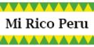 Mi Rico Peru Menu