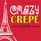 Crazy Crepe Cafe Menu