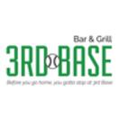 3rd Base Bar and Grill Menu