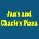 Jan's and Charle's Pizza Menu