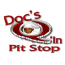 Doc's Q'In Pit Shop Menu