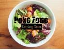 Poke Zone Menu