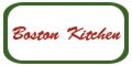 Boston Kitchen Menu