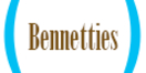 Bennetties Menu