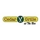 Cedar Grille At The Bar Menu