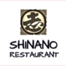 Restaurant Shinano Menu