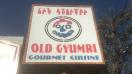 Old Gyumri Gourmet Cuisine Menu