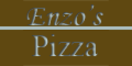 Enzo's Pizza Menu
