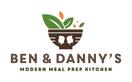 Ben and Danny's Menu