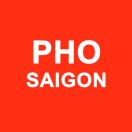 Pho Saigon Menu