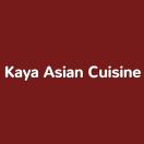 Kaya Asian Cuisine Menu