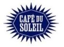 Cafe Du Soleil Menu