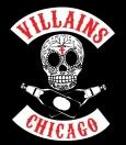 Villains Chicago Menu