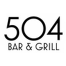 504 Bar and Grill Menu