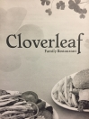 Cloverleaf Restaurant Menu