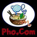 Pho.com Menu