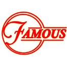 Famous Restaurant Menu