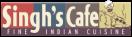 Singh's Cafe Menu