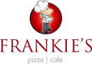 Frankie's Pizza Menu