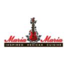 Maria Maria Menu