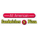 All American Sandwiches N Pizza Menu