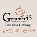 Gourmet 45 Menu