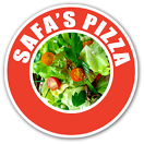Safa's Pizza Menu