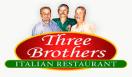 Three Brother's Italian Menu