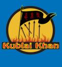Kublai Khan Crazy Mongolian Menu
