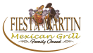 Fiesta Martin Tacos Menu