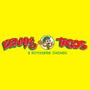 Benny's Tacos & Chicken Rotisserie Los Angeles Menu