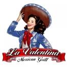La Valentina Mexican Grill Menu