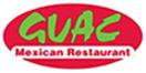 Guac Mexican Grill Menu