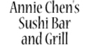 Annie Chen's Sushi Bar and Grill Menu