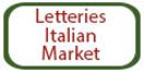 Letteries Italian Market Menu