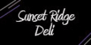 Sunset Ridge Deli Menu