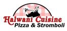 Halwani Cuisine, Pizza & Stromboli Menu