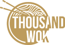 Thousand Wok Menu