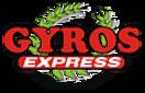 Gyro Express Menu