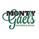 Monty Gael's Menu