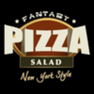 Fantasy Pizza and Salads Menu