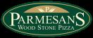 Parmesans Wood Stone Pizza Menu