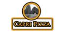 Capri Pizza Menu