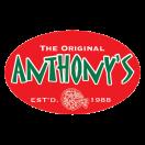 Anthony's Pizza Menu