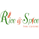 Rice & Spice Thai Cuisine Menu
