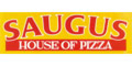 Saugus House of Pizza Menu