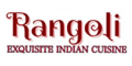 Rangoli Indian Cuisine Menu