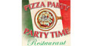 Pizza Party Time Menu