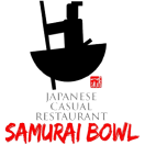 Samurai Bowl Menu