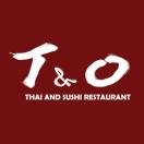 T & O Thai and Japanese Restaurant Menu